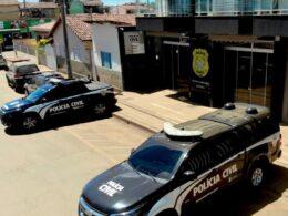 Suspeito de homicídio em Paracatu é preso pela polícia - Foto: Divulgação/PCMG