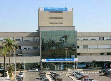 Criança segue internada no Hospital Municipal de Contagem - Foto: Divulgação/Prefeitura de Contagem