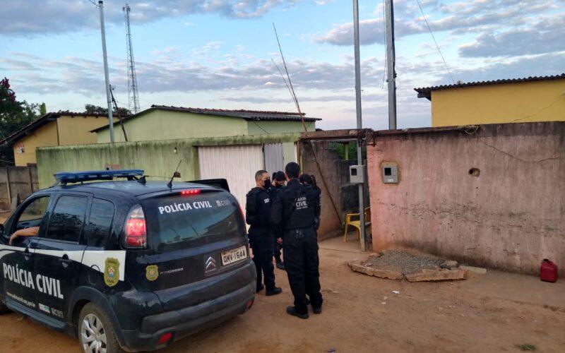 Três suspeitos são presos por diversos homicídios em Curvelo - Foto: Divulgação/PCMG