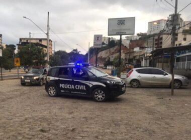 Polícia conclui que casal arquitetou assassinato de advogado em Caratinga - Foto: Divulgação/PCMG