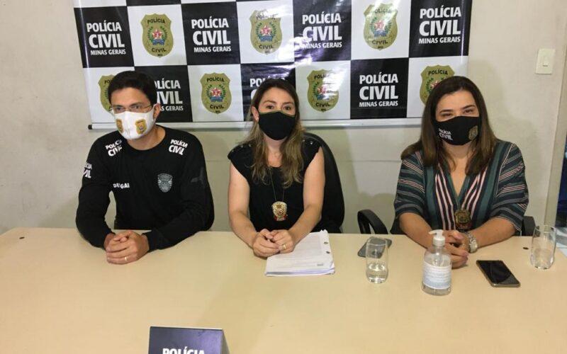 Polícia conclui inquérito sobre feminicídio em Ribeirão das Neves - Foto: Divulgação/PCMG