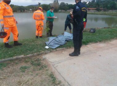 Pescador é encontrado morto em açude de Guaxupé - Foto: Divulgação/GCM Guaxupé