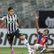 Com show de Hulk, Atlético-MG goleia na Libertadores - Foto: Pedro Souza/Atlético