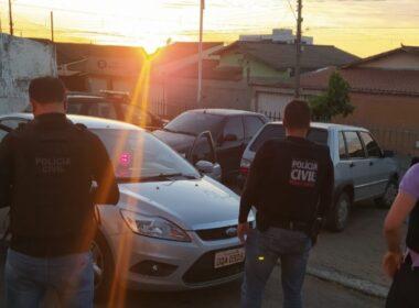 Polícia prende suspeito de homicídio ocorrido em Nova Porteirinha - Foto: Divulgação/PCMG