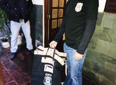 PF realiza operação para combater fraudes no Auxílio Emergencial em Minas Gerais - Foto: Divulgação/PF