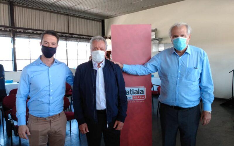 Rádio Itatiaia conhece novos presidente e diretores com saída de Emanuel Carneiro - Foto: Divulgação