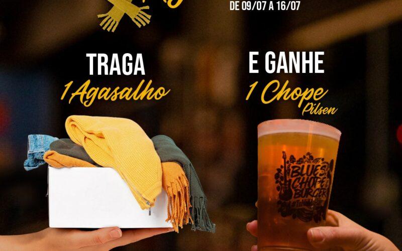 Cervejaria de Belo Horizonte distribuir chope em troca de agasalhos - Foto: Divulgação/Mr. Hoppy