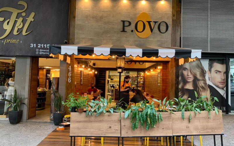 Belo Horizonte ganha restaurante especializado em ovo - Foto: Divulgação/P.OVO