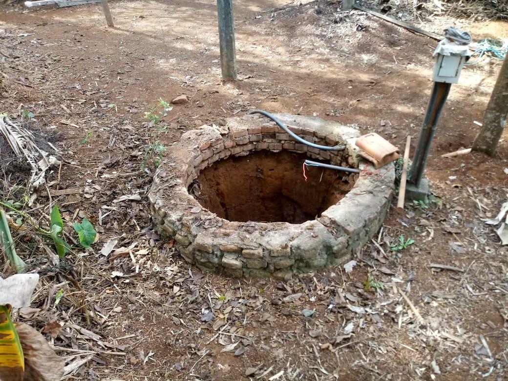 Idoso de 70 anos morre depois de cair dentro de cisterna em Nova Lima - Foto: Divulgação/Corpo de Bombeiros