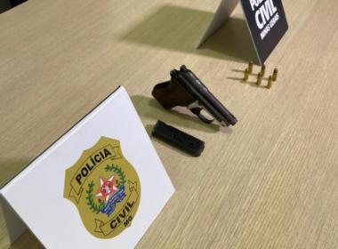 ítima foi atingida por disparos de arma de fogo - Foto: Divulgação/PCMG