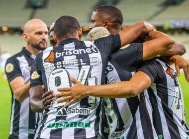 Foto: Felipe Santos/Ceará SC