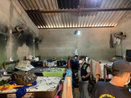 MPT/MG resgata 84 trabalhadores de trabalho análogo ao de escravo em Paracatu - Foto: Divulgação / MPT/MG