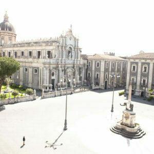 As Praças [In]visíveis_Piazza Duomo, Catania - Foto: Divulgação/Alice Grassi