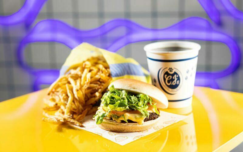 CJ's Burger - Foto: Divulgação/Vitor Schwaner