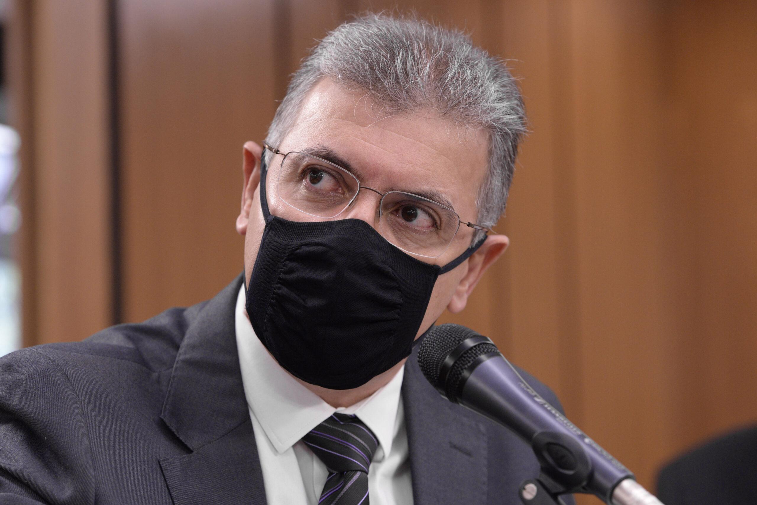Carlos Eduardo Amaral Pereira da Silva (Ex-Secretário de Estado de Saúde) - Foto: Guilherme Bergamini/ALMG