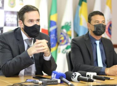 Delegado Bruno Rezende responsável pelo caso - Foto: Divulgação/PCMG