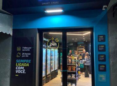 Lojas autônoma está presente no bairro de Lourdes em Belo Horizonte - Foto: Divulgação