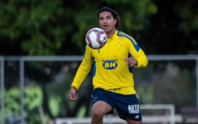 Sem Marcelo Moreno, Cruzeiro define relacionados para jogo com Remo - Foto: Bruno Haddad/Cruzeiro