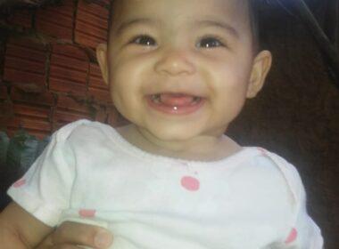 Criança tinha um ano e dois meses - Foto: Reprodução/Arquivo pessoal
