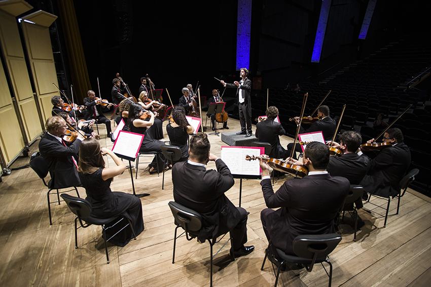 Orquestra Sesiminas - Foto: Divulgação/Rafael Motta