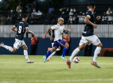 Cruzeiro perde de novo e chega a sete jogos sem vitória pela Série B - Foto: Gustavo Aleixo/Cruzeiro