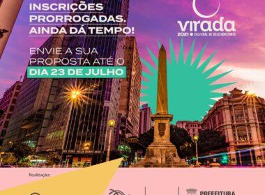 Virada Cultural de Belo Horizonte - Foto: Divulgação