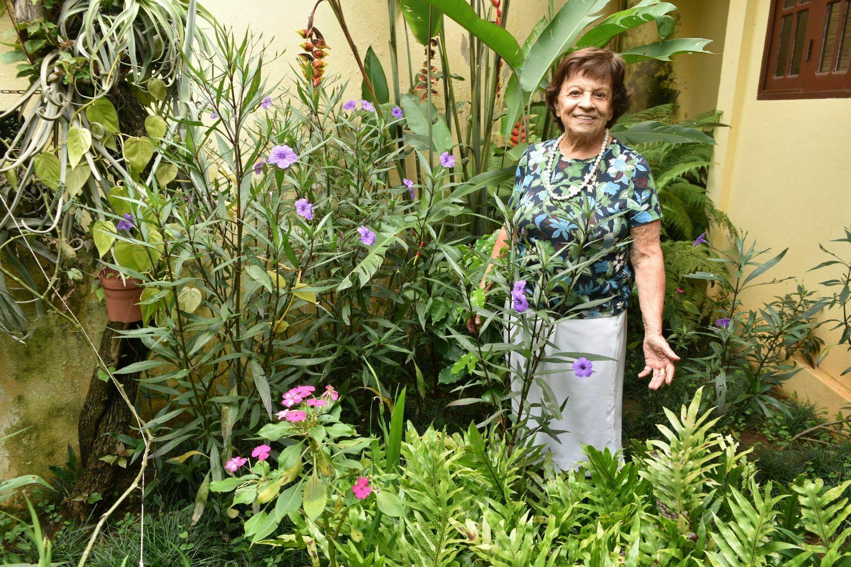 YARA & seu jardim - Foto: Divulgação/Raquel Guerra