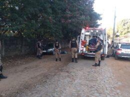 Homem matar a ex-namorada e cometer suicídio em Sete Lagoas - Foto: Divulgação/PMMG