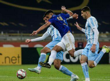 Cruzeiro empata em casa com Londrina e Mozart pede demissão - Foto: Gustavo Aleixo/Cruzeiro