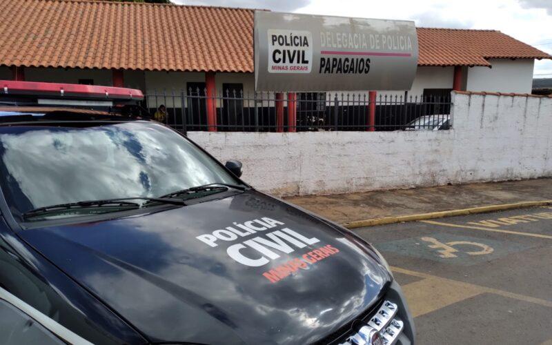 Polícia prende suspeita de liderar grupo voltado ao tráfico de drogas - Foto: Divulgação/PCMG