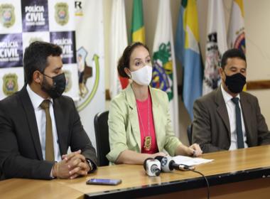 Delegada Karine Maia - Foto: Divulgação/PCMG
