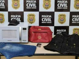 Polícia Civil prende suspeito de matar jovem esfaqueado e carbonizar corpo em Extrema - Foto: Divulgação/PCMG