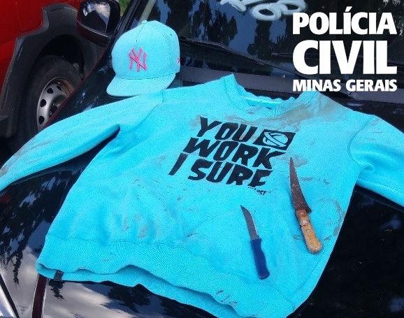 Polícia conclui inquérito sobre morte de motorista de aplicativo em BH - Foto: Divulgação/PCMG