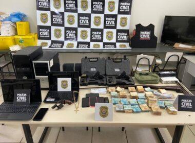Operação Boi de Ouro - Foto: Polícia Civil/Divulgação