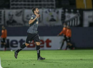 Atlético empata com Bragantino com gol de Diego Costa na estreia - Foto: Pedro Souza / Atlético