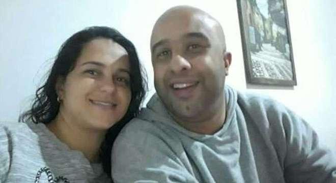 Juliana Creizimar de Resende Silva e Dennis Augusto da Silva - Foto: Reprodução