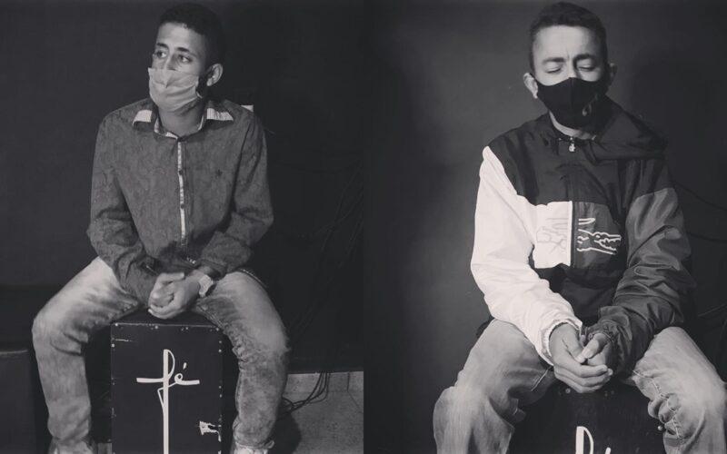 Enterro dos adolescentes aconteceu neste domingo - Foto: Reprodução/Redes Sociais