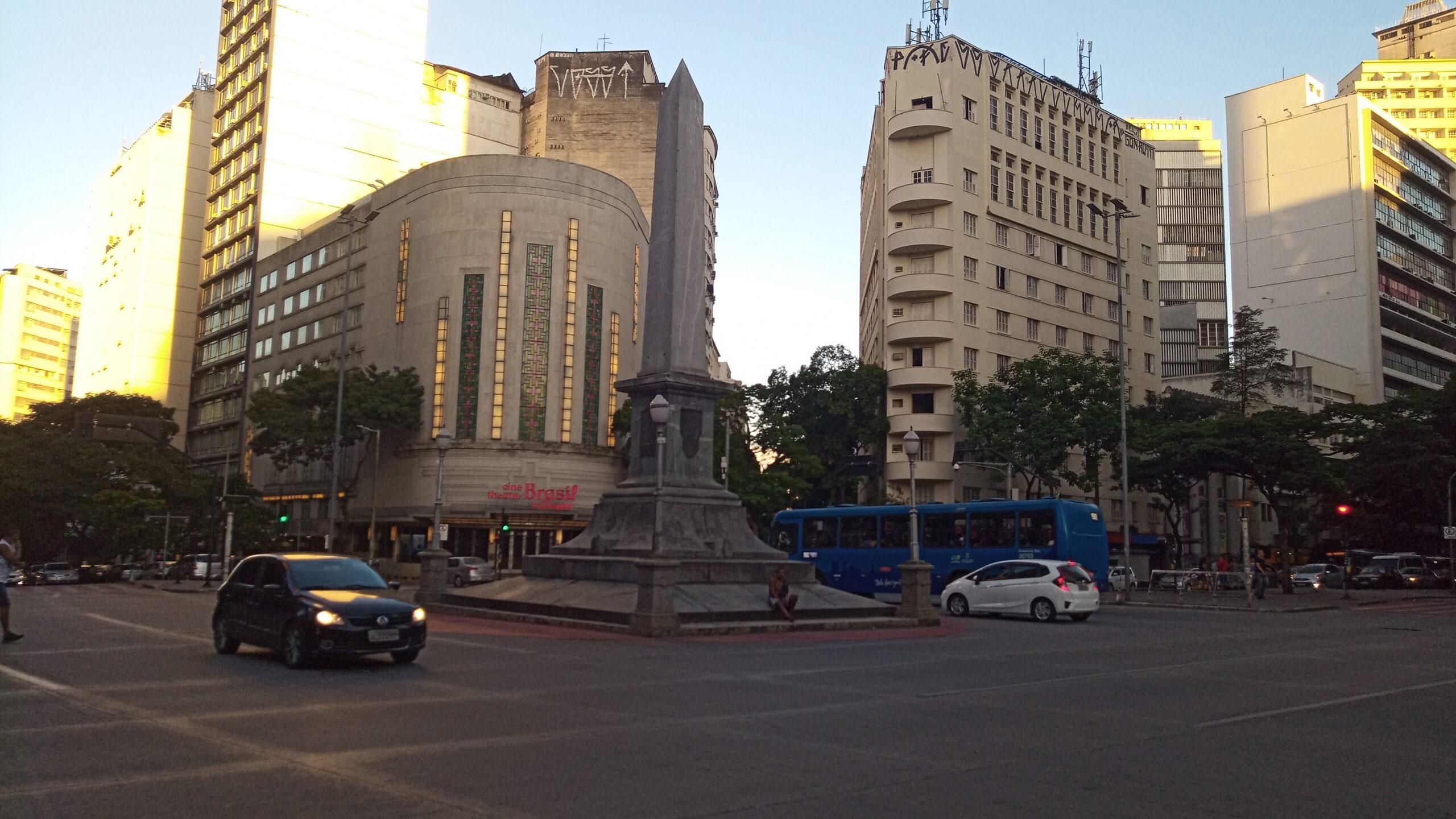Praça Sete no Centro de Belo Horizonte - Foto: Elberty Valadares/Por Dentro de Minas