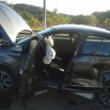 Motorista de BMW bate em outro carro, deixa idoso gravemente ferido e foge em Belo Horizonte - Foto: Divulgação/Corpo de Bombeiros