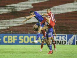 Cruzeiro derrota Náutico no Recife e se afasta do Z4 - Foto: Tiago Caldas/CNC