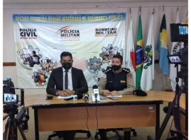 Trinta e cinco pessoas são presas na operação Impacto no Norte de Minas - Foto: Divulgação/PCMG