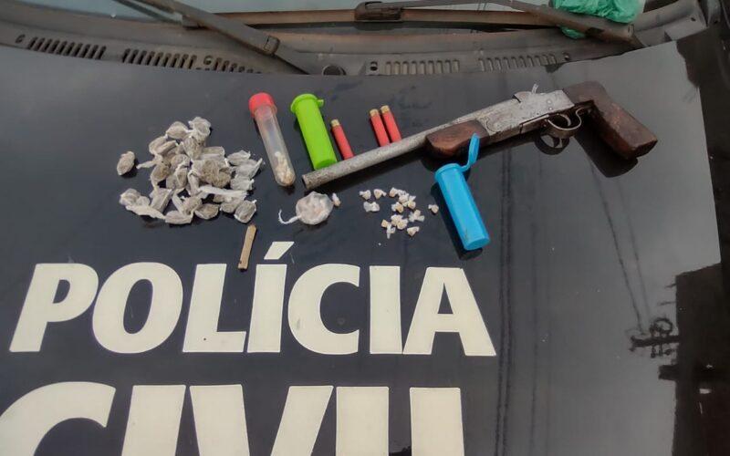 Polícia apreende três adolescentes por ato infracional análogo a roubo em Santa Bárbara - Foto: Divulgação/PCMG