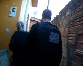 Polícia prende três suspeitos de homicídio em Três Corações - Foto: Divulgação/PCMG