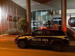 Três suspeitos por homicídio são presos em Três Pontas - Foto: Divulgação/PCMG