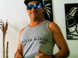 Wolmar Cardoso Loksinger morreu no hospital - Foto: Reprodução