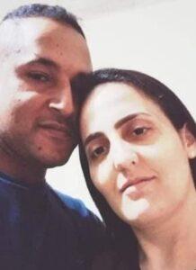 Cláudio Nelho dos Santos e Sanda Aparecida - Foto: Reprodução
