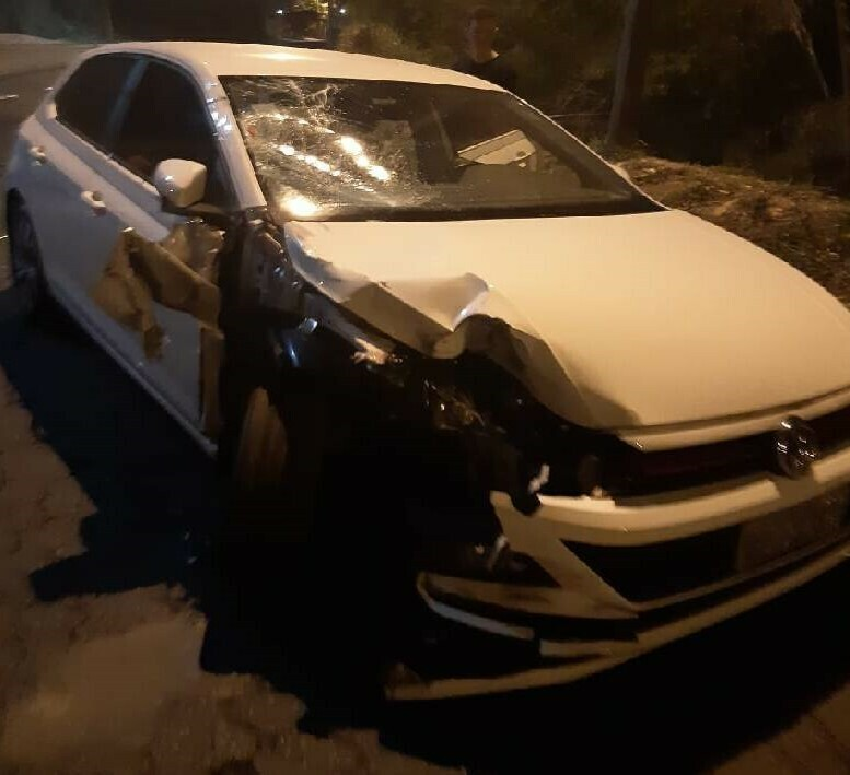 Pai morre após acidente de moto com o filho na MGC-262, em Sabará - Foto: Divulgação