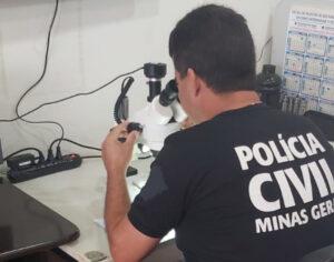 Polícia indicia pais que abandonaram recém-nascido em Salinas - Foto: Divulgação/PCMG