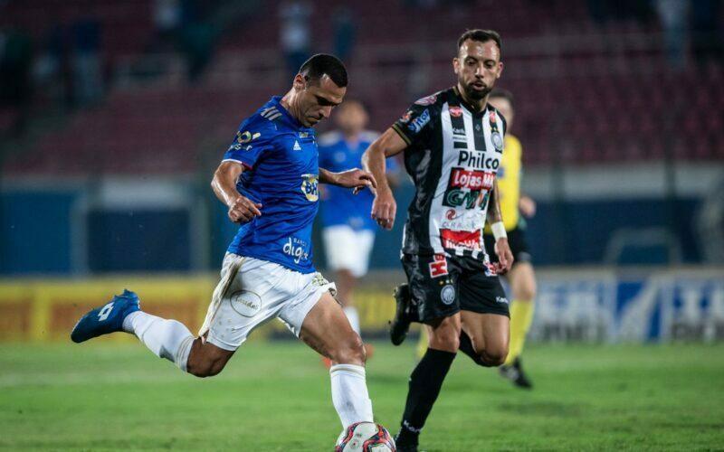 VAR anula gol nos acréscimos e Cruzeiro empata com Operário - Foto: Bruno Haddad/Cruzeiro