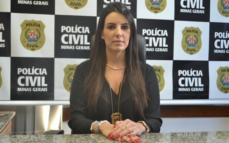 Dra Angelini responsável pelo caso - Foto: Divulgação/PCMG